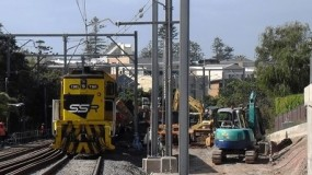 Cronulla Line Duplication and Upgrade